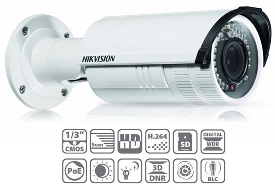 Уличная IP камера HIKVISION DS-2CD2635F