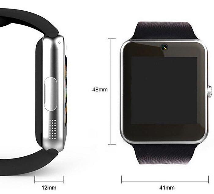 Умные часы A1 способны синхронизироваться с вашим телефоном. 527ef412497bc