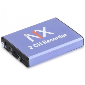 MDVR-D04-2CH IN1X 2CH Recorder