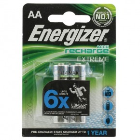 Energizer Extreme HR6-2BL AA 2300mAh