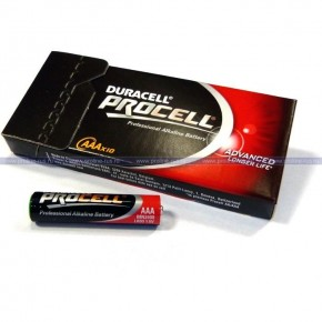 Duracell Procell AAА LR03/MN2400