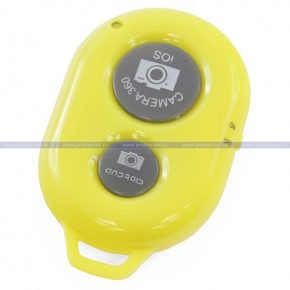 Bluetooth Remote Shutter Camera 360 (yellow)