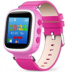 """Smart Baby Watch Q60 1.44"""" Pink"""