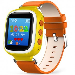Smart Baby Watch Q60S Yellow