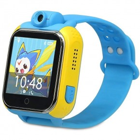 Smart Baby Watch 3G Blue