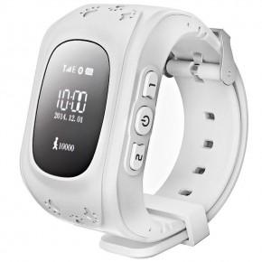Smart Baby Watch Q50 White