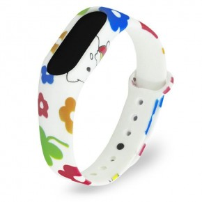 Ремешок Xiaomi Mi Band 2 (Hello Kitty)