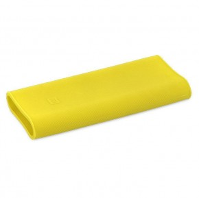 Чехол для Xiaomi Mi Power Bank 16000 mAh Yellow