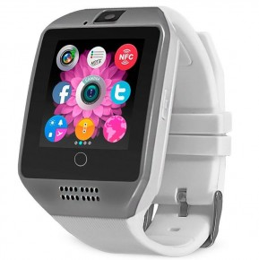 Smart Watch Q18 White
