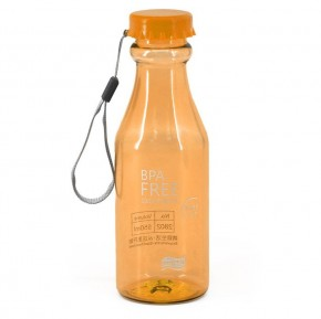 YBH No2802 550ml Clear Orange