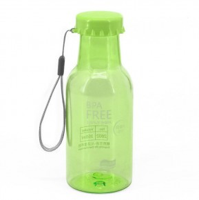 YBH No2802 350ml Clear Green