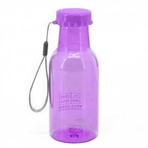 YBH No2802 350ml Clear Purple