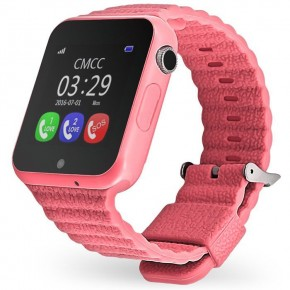 Smart Kid Watch V7+ Pink