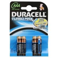 Duracell Turbo Max AAА LR03/MX2400