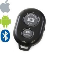 Bluetooth Remote Shutter Camera 360 (black)