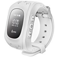 Smart Baby Watch Q50 White