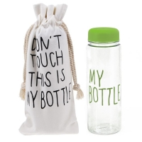 My Bottle 500ml Green
