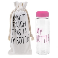 My Bottle 500ml Pink