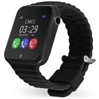 Smart Kid Watch V7K GPS+ Black