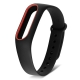 Ремешок Xiaomi Mi Band 2 MIJOBS (Black+Red)