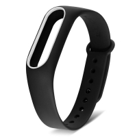 Ремешок Xiaomi Mi Band 2 MIJOBS (Black+White)