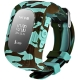 Smart Baby Watch Q50 Camo Green