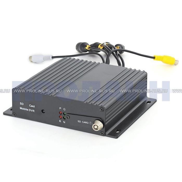 Ahd 8-канальный видеорегистратор для транспорта companion bd-3078